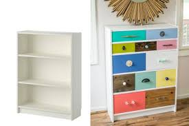 ikea billy bookcase to drawer