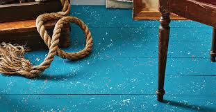 in praise of splatter painted floorsin praise of splatter painted floors