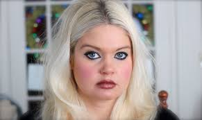 brigitte bardot 90s guess kate moss makeup tutorial