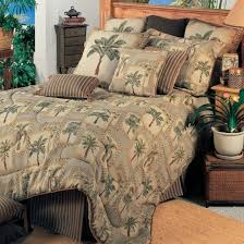 palm tree comforter sets queen throughout designs and ideas design