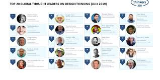 Design Thought Leaders Top 20 Global Thought Leaders And Influencers On Design