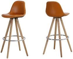 bar stools orange county orso orange leather bar and