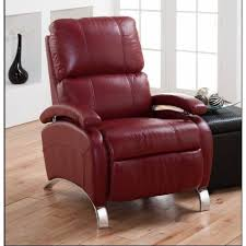 furniture red leather recliner chairs amazing similar to pegasus at costco office chairs for red leather