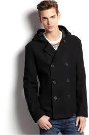 coats american rag jacket hooded pea coat