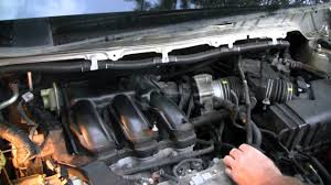 2006 TOYOTA SIENNA COIL REPLACEMENT - YouTube