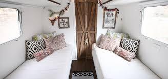 Airstream Interior Design Painting New Inspiration