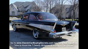 All Chevy all chevy muscle cars : 1957 Chevy Bel Air Big Block Classic Muscle Car for Sale in MI ...