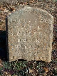 Effie Berry (1888-1888) - Find A Grave Memorial