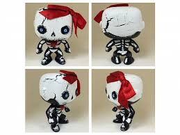 funko pop vinyl custom figure by matthew fletcher
