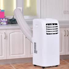 Costway 10000 BTU Portable Air Conditioner \u0026 Dehumidifier Function Remote w/ Window Kit Conditioners - Kmart