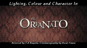 video essay lighting colour and character in el orfanato the video essay lighting colour and character in el orfanato the orphanage 2007 on vimeo