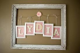 framed letter wall art inexpensive nursery wall art garage frame spray painted wire and framed