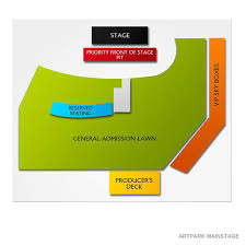 Artpark Amphitheater Seating Chart Tedeschi Trucks Band Tue Jul 14 2020 Artpark