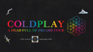 Coldplay September 26 27 Rogers Place
