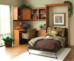 Small Bedroom Office Desk Bed Allows You To Switch Between Bedroom And Home  Office With Ease Design