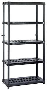 plano 4 shelf storage unit best plastic shelving units ideas on plastic 4 shelf storage unit