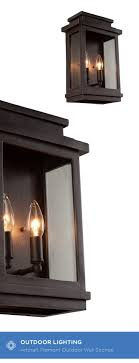 artcraft fremont oil rubbed bronze two light 13 5 inch high outdoor wall sconce