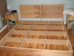 wonderful diy queen platform bed with best 25 platform beds ideas on diy platform