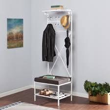 Inroom Designs Coat Hanger And Shoe Rack Looking for InRoom Designs Coat Hanger Shoe Hall Tree M100 low 28