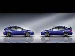 2011 Subaru Impreza WRX STI - 5 door and 4 door - 1280x960 - Wallpaper
