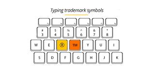 Tm Trademark Symbol How To Type Create Trademark Symbols And Alt Codes