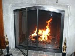 fireplace screens with glass doors built in fireplace screen glass fireplace screen built in fireplace doors fireplace screens with glass doors
