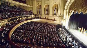 San Francisco Ballet Nutcracker War Memorial Opera House