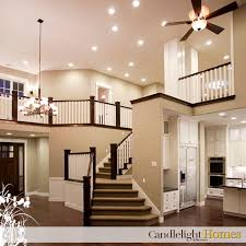 Lighting In Houses Love The Dark Floors Staircase That Does NOT Walk You Out Front Door Simply Gorgeousu2026love Openness Of House I Didnu0027t Know Needed This Until Lighting In Houses