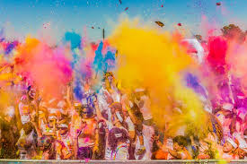 dubbed the happiest5k the sunsilk color race is arriving to saudi arabia for the first time the fun marathon is part of the sharqiyah season