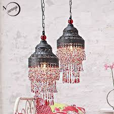 shabby chic lighting. /Antique Pendant Lamp | Colourful Beads Lighting Antique Hanging Lighting/Shabby Chic Ball Light Rectangular From Zhoudan5249 Shabby X