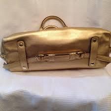 ... coach satchel in light khaki gold. 123456789101112