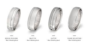 Your Guide To Mens Wedding Band Styles