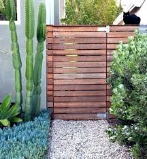 front yard fence gates door fences doors ideas idea for hiding recycling bins slat wood gate images garden inspiration outdoor
