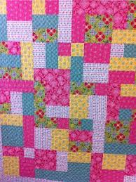 Yellow Brick Road Quilt Pattern Simple Yellow Brick Road Quilt Pattern Free Google Search Quilts
