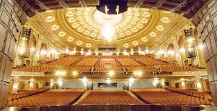 Music Hall Center Detroit Seating Chart Benedum Center Theater Concert Hall In Pittsburgh