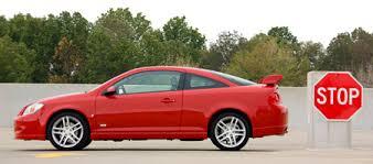 review 2009 chevy cobalt ss turbo autoblog