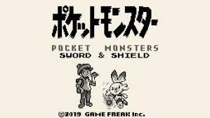 Random: Fan Reimagines Pokémon Sword And Shield As Game Boy Games -  Nintendo Life