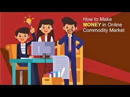 How To Make Money From Commodity Market Mcx Hindi Trade