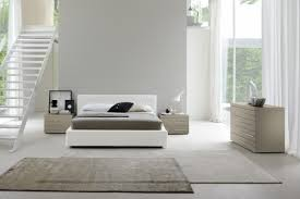 italian white furniture. elegance modern white ecoleather bed italian furniture e