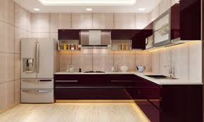 L Kitchen Livspacecom
