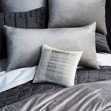 washed cotton er velvet duvet cover shams platinum west elm velvet duvet cover king