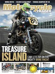 motorcycle trader issue 318 2017 download pdf magazines