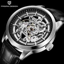 <b>PAGANI DESIGN</b> Tourbillon watches <b>Men Automatic</b> Mechanical ...