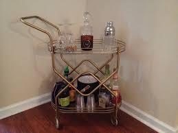 antique bar cart. Antique Bar Cart Wheels S