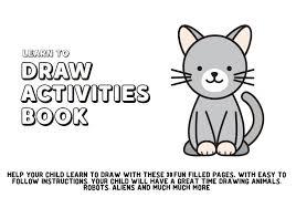 easy drawings for kids step by step