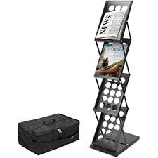 Catalogue Display Stand Amazing Voilamart A32 Exhibition Stand 32Shelf Folding Floor Display Stand