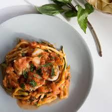 Scallops in Zucchini Nests Recipe ...
