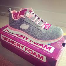 skechers shoes for girls memory foam. skechers sneakers with memory foam shoes for girls m