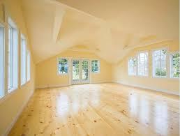 wide plank pine flooring floors maine
