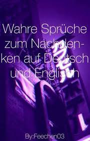 Wahre Sprüche Zum Nachdenken Auf Deutsch Und Englisch Feechen03